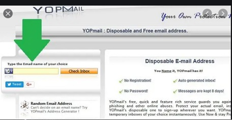 www.YopMail.com Login Page- How to Create YOPMail Disposable Email Address