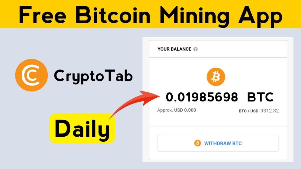 Best Bitcoin Mining App Download – Bitcoin App For Cash Withdrawal