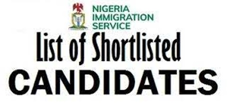 NIS Shortlisted Candidates for 2019/2020 Recruitment