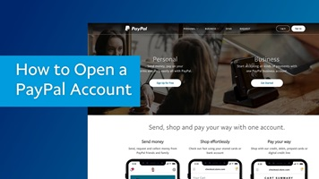 Paypal Business Account Opening