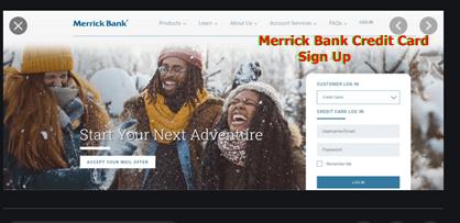 Merrick Bank Credit Card Sign Up | Merrick Bank Credit Card Login – Merrick Bank Credit Card Application