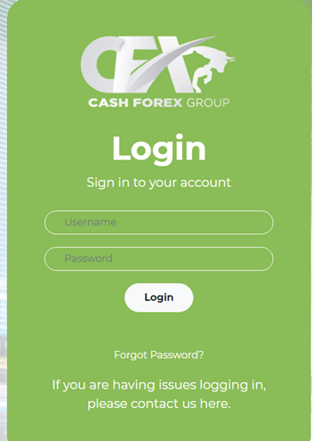 CashFx Login | CashFx Withdrawal and Payment