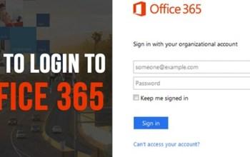 Microsoft 365 Login