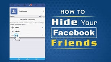How To Hide Your Friend List On Facebook – Facebook Friends List Private