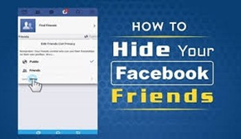 How To Hide Your Friend List On Facebook