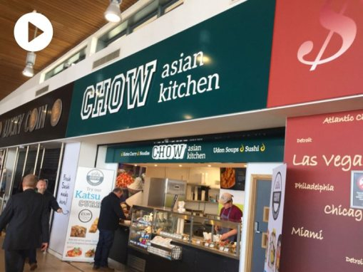 Chow Asian Kitchen | Moto Wetherby Services