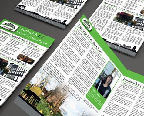 Printed News Bulletins   Northwich Business Improvement District