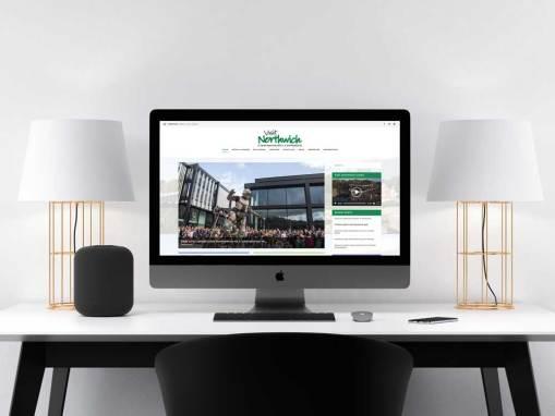 Visit Northwich Re-Brand Launch