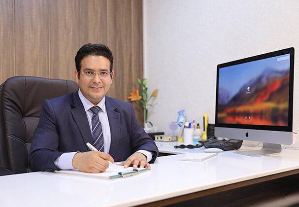 Dr. Pankaj Chaturvedi