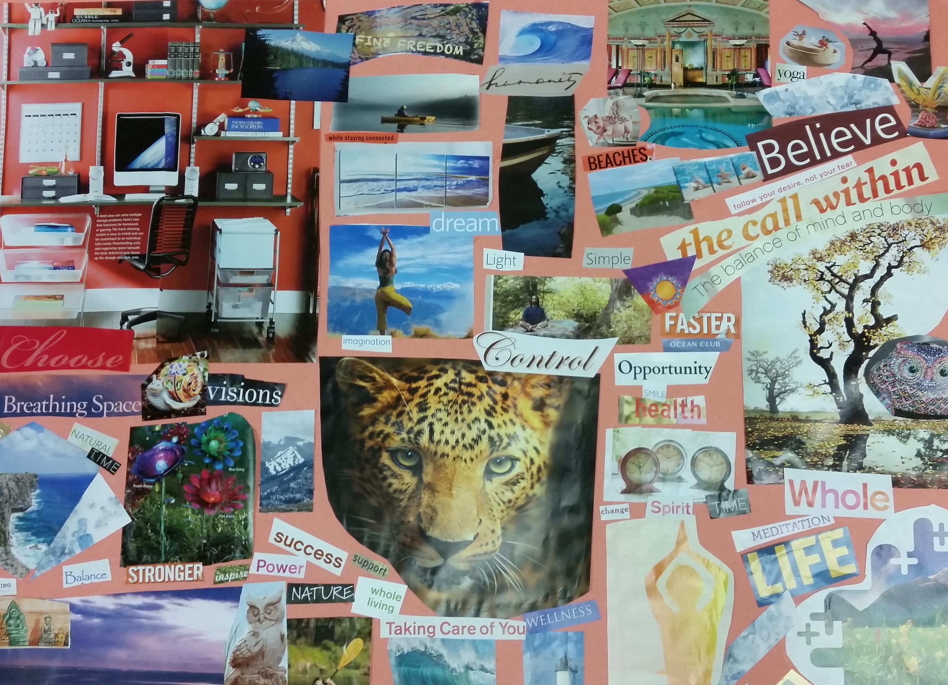 Vision Boards Finding Your Career Direction And Bringing