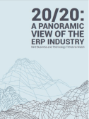 20/20: A Panoramic View of the ERP Industry