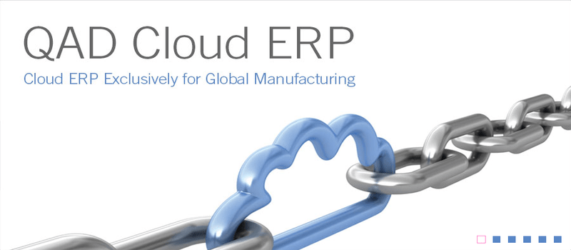 QAD Cloud ERP Growing: Oleo International & Savery Hydraulics Switch from On-Premise
