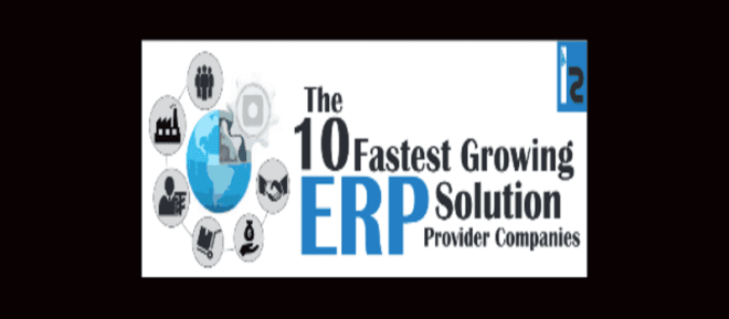 Insights Success Magazine Lists 10 Fastest Growing ERP Solutions Providers in 2017