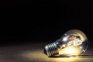 Solution X Marketing Light Bulb Small