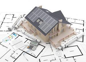 impianti domestici di soluzioni solari, il meglio