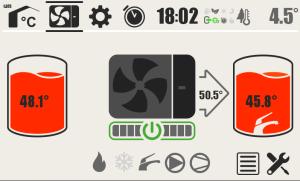 Pompa di calore su termosifoni in ghisa
