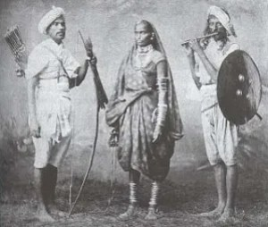 tribal-caste