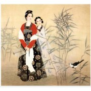 chinese-lady-painting