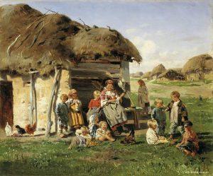 pere_makovskiy_vladimir_peasant_children_1890
