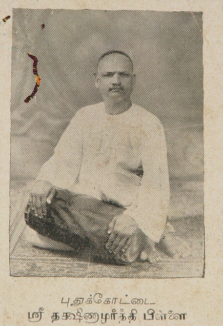மெட்ராஸ் கண்ணன் வீட்டில் எடுக்கப்பட்ட புகைப்படம்