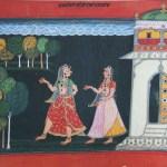 சித்திரத்தைப் பின்தொடர்தல்: பஹாடி கலைப் பாரம்பரியத்தின் கதை