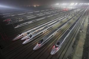 Changsha_China_worlds_Fast_longest_Commuter_high-speed_rail_Trains_Travel_line