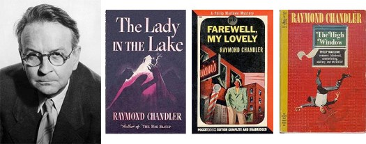 raymond-chandler-book-covers