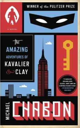 The Amazing Adventures of Kavalier & Clay - Micheal Chabon