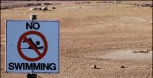 California_Water_no_swimming_Shortage_Crisis