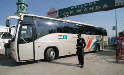 India_Pak_Border_Lahore_Bus_Service