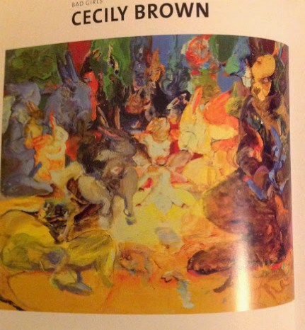 Cecily Brown Performance