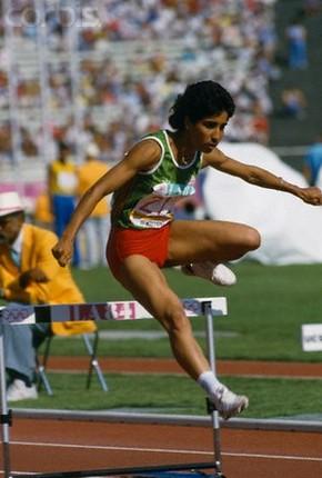 Athletics - Nawal El Moutawakel