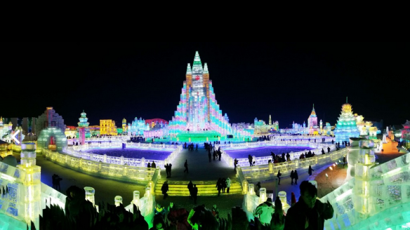Harbin_International_Ice_and_Snow_Festival_China