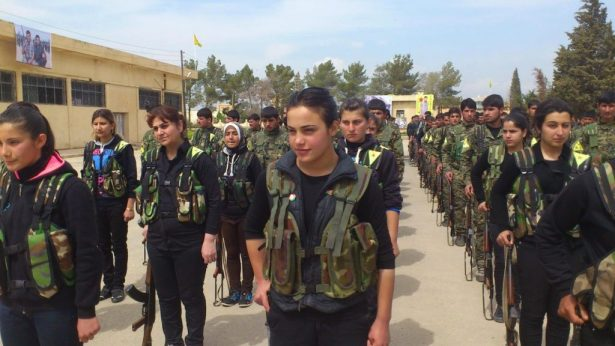 Women_Fighters_Females_She_Army_Iraq_Kurdish_Army_Lady_Militayr
