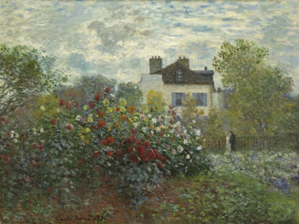 Monet_painted_The_Artists_Garden_in_Argenteuil_A_Corner_of_the_Garden_with_Dahlias_in_1873