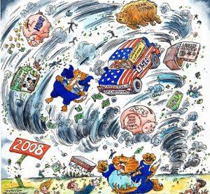 US_2008_Financial_Crisis_Economy_Lehman_Bear_Stearns_Banks_Traders_CDO_Housing_AIG
