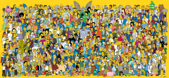 The_Simpsons_characters