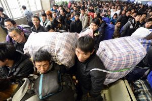 China_Migrant_Workers_Employees_Beijing_Shanghai_Buildings_Live_Dwelling_Houses_Backpack_Homes