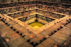 step-well