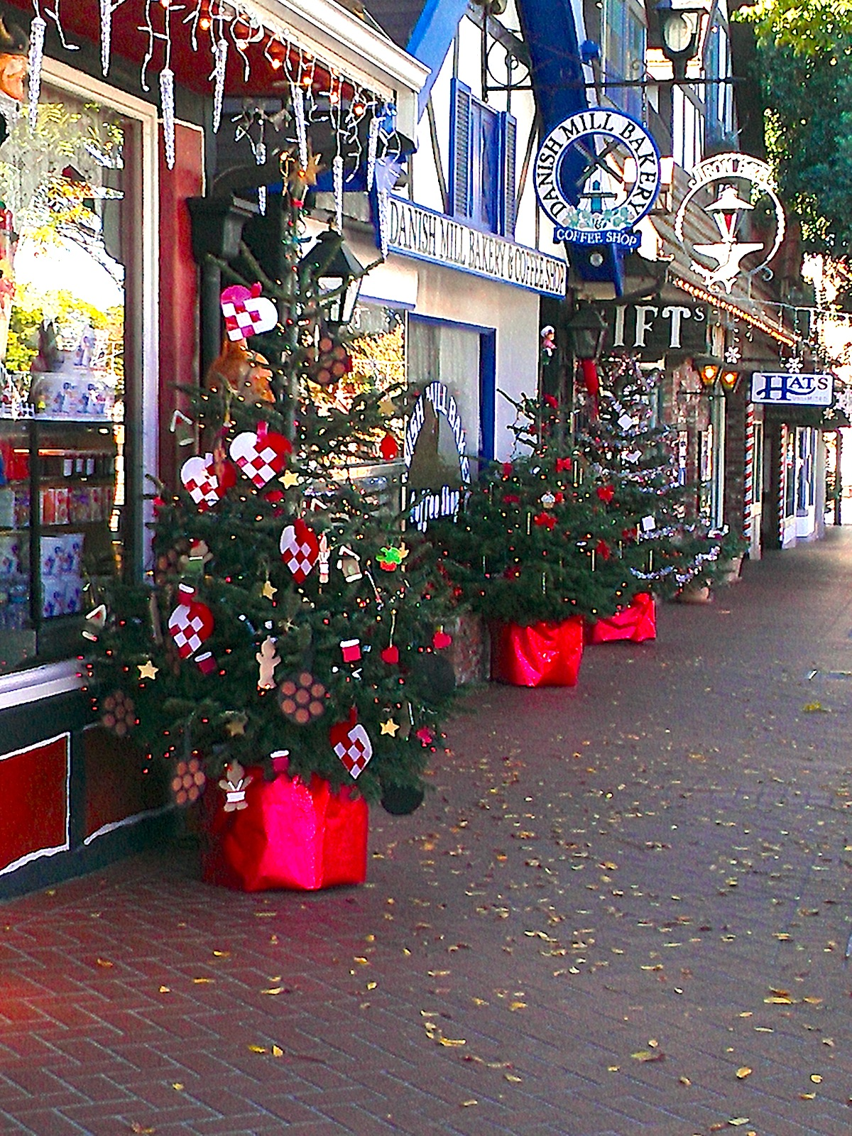 Street Downtown Restaurants 7th