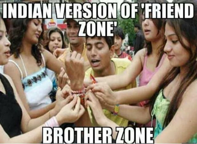 Raksha bandhan SMS Pics funny