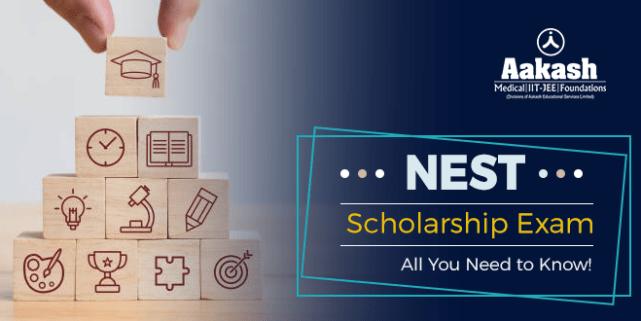 Aakash NEST Scholarship