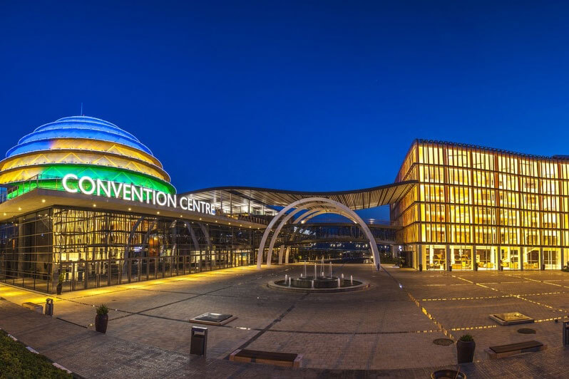 Kigali Convention Centre - Solved Solutions
