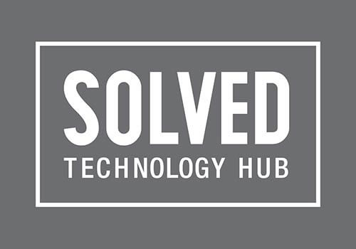 Solved Technology Hub Logo