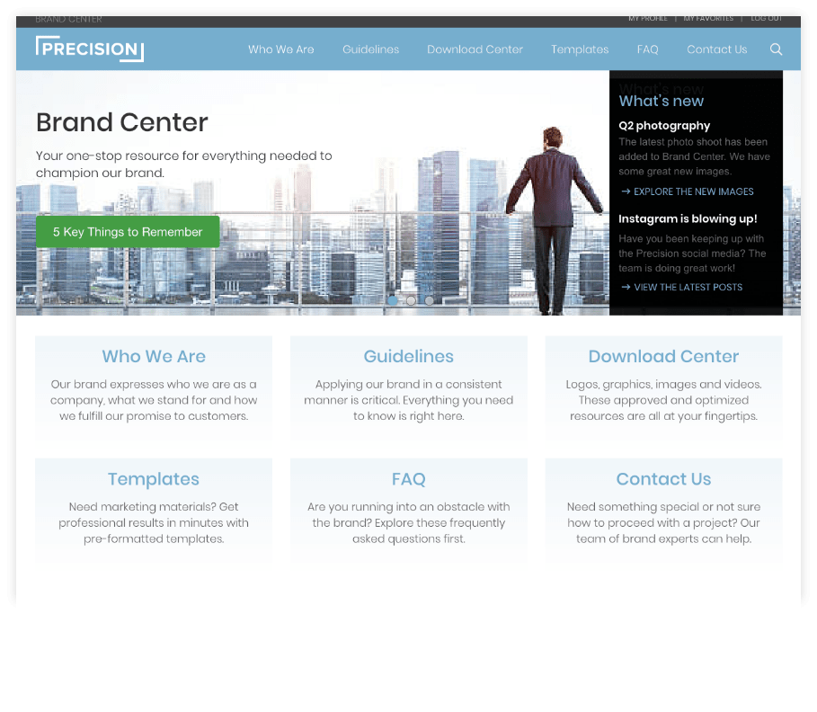 solve brand center