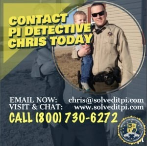 licensed private investigator