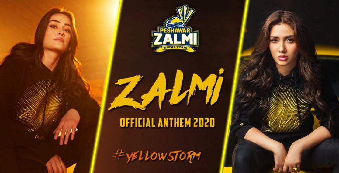 Peshawar Zalmi Official Song 2021