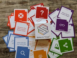 Solve in Time cards