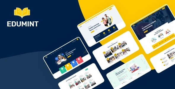 educatio html template