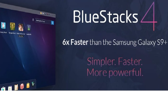 Using Bluestack to Install and Run Android
